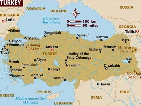 Wczasy W Turcji Ciekawe Oferty Wyloty Z Niemiec
