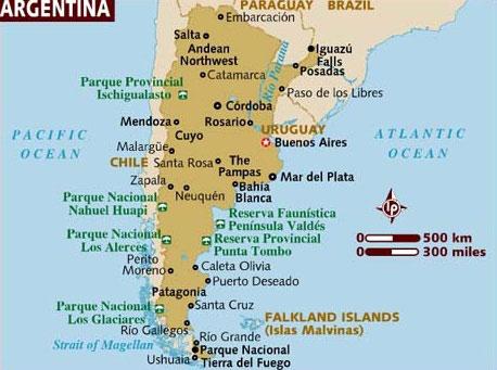 Argentyna Informacje Praktyczne