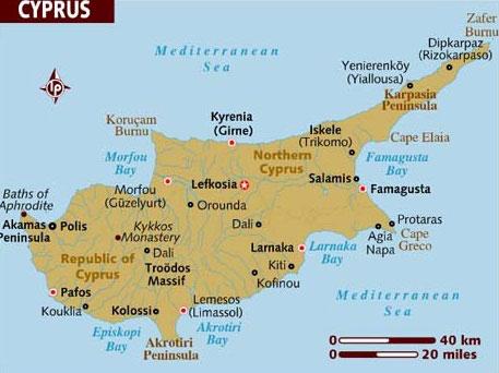 Cypr Informacje Praktyczne
